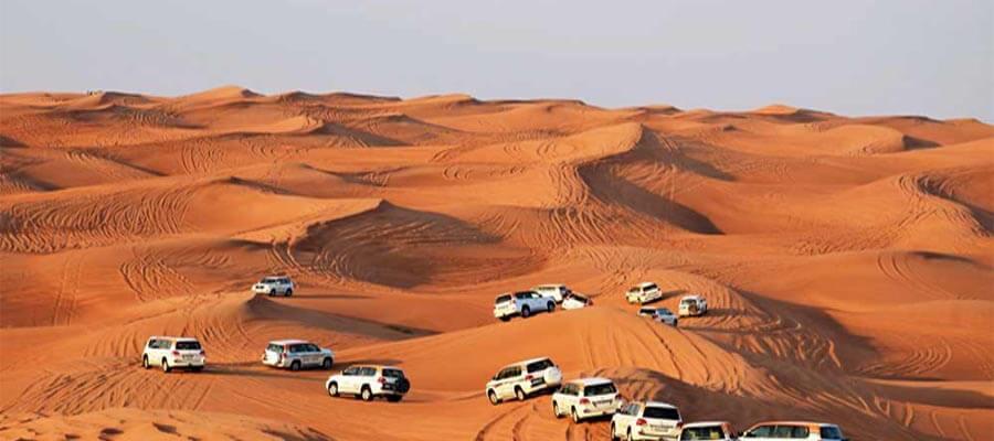 Dubai Desert (Desert Safari)