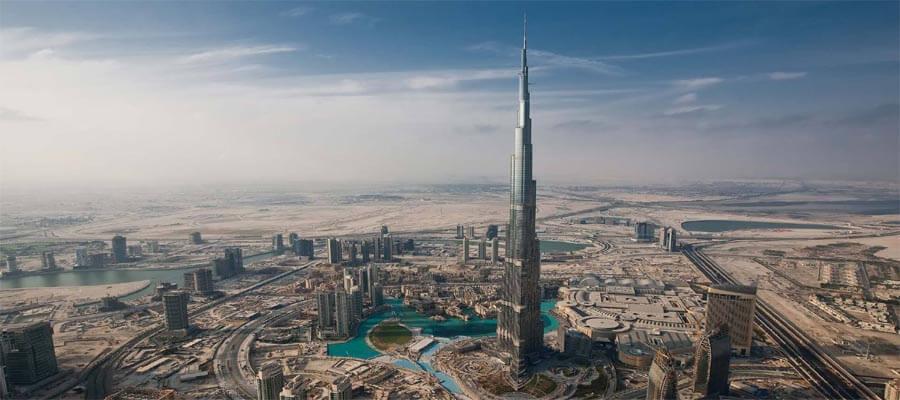 Burj Khalifa (Burj Dubai)