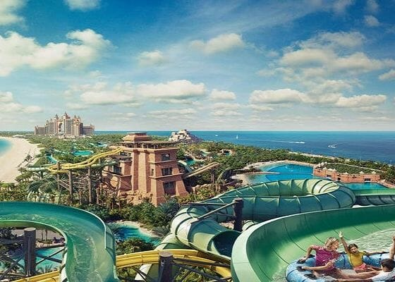 Aquaventure Tour