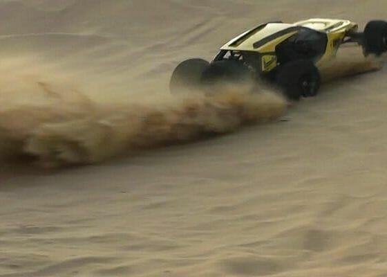 Dune Bashing Buggy