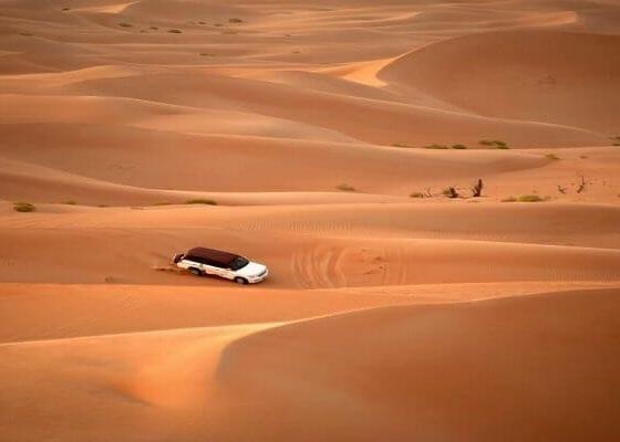 Hatta Desert Safari